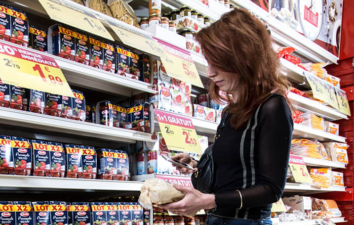Philips turns LEDs into an indoor GPS for supermarkets