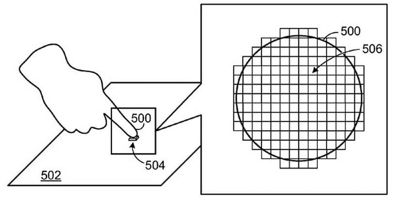 MS applies for patent on 'light-induced shape-memory,' a touchscreen that could touch back