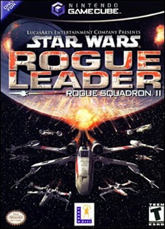 Born for Wii: Rogue Squadron
