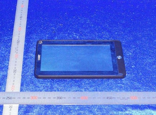 Coby Kyros MID7022 tablet gets teardown and thumbs up from FCC