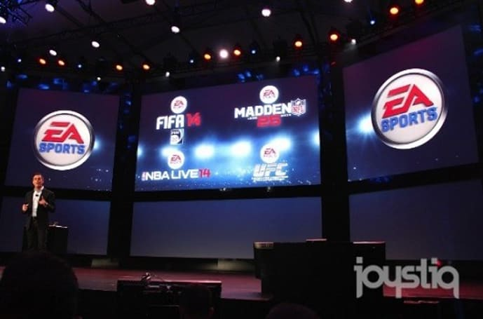 EA, Microsoft enter into 'special relationship,' FIFA 14, Madden NFL 25, NBA Live 14, UFC on Xbox One [Update]