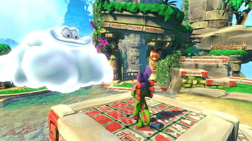 'Yooka-Laylee' won't come to the Wii U