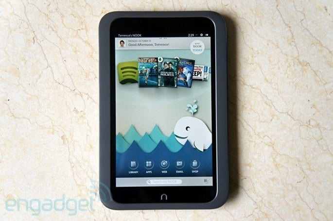 B&N launches 'buy a Nook, we'll give a book,' promoting literacy one rhyme at a time