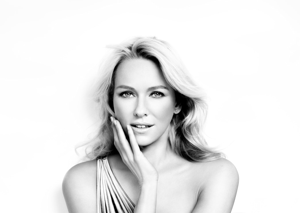Naomi Watts is the newest face of L'Oréal Paris