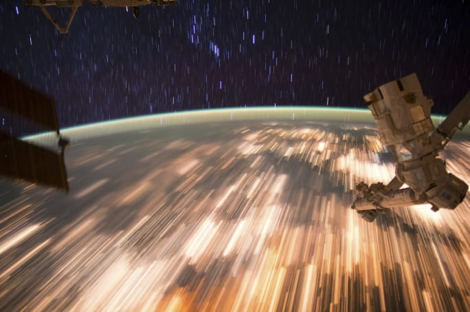 NASA has shared its massive GIF archive with Pinterest and GIPHY