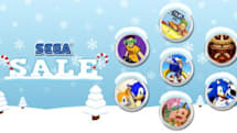 Holiday iOS game sales: Sega, Square Enix and plenty more