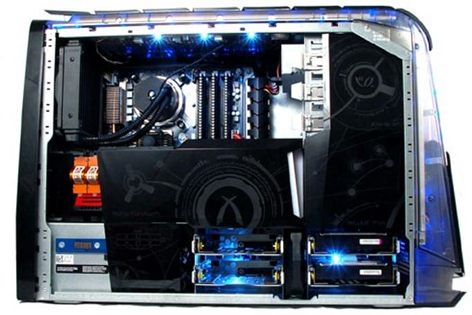 $4,000 Alienware Aurora ALX benchmarked: domination this world has never seen