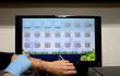 Forscher entwickeln neuartiges Touchpanel