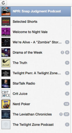 Podcast sort order: A helpful look at the troubled Podcasts app