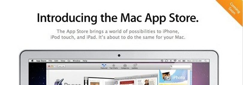 Mac App Store will be live in January '11, says The Loop