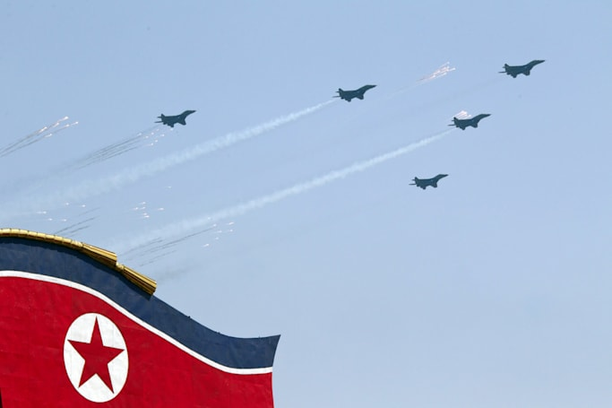North Korean hackers stole US fighter jet blueprints