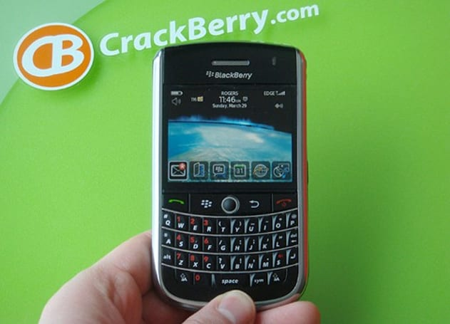 BlackBerry Niagara 9630 OS 4.7.1 previewed: good mix of Storm and Bold features, OS 5.0 in disguise?