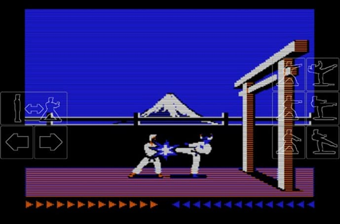 Karateka Classic coming to iOS and Android tomorrow