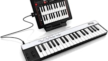 IK Multimedia announces iRig KEYS portable keyboard for iOS devices, ships this fall for $94
