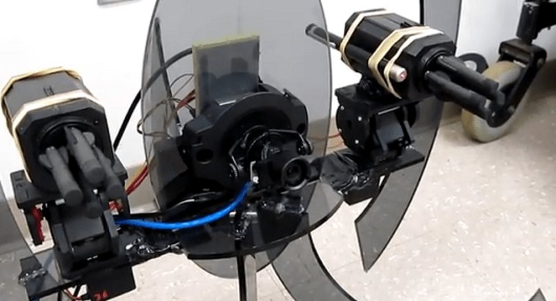 This realistic Portal turret is the reason you should stay in school