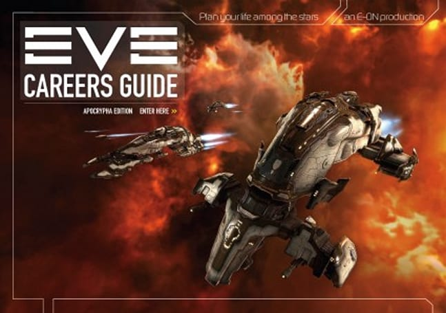 EVE Careers Guide available as free download