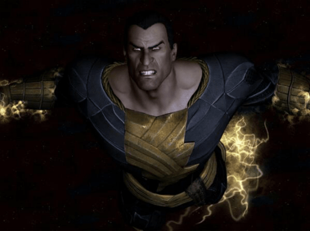 Injustice: Gods Among Us adds Black Adam to character roster