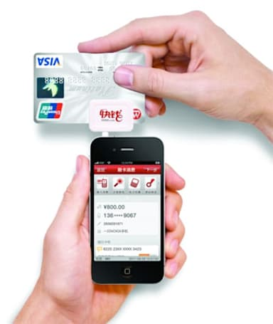 99Bill smartphone card reader pushes mobile payments for China, pretends it's never heard of Square