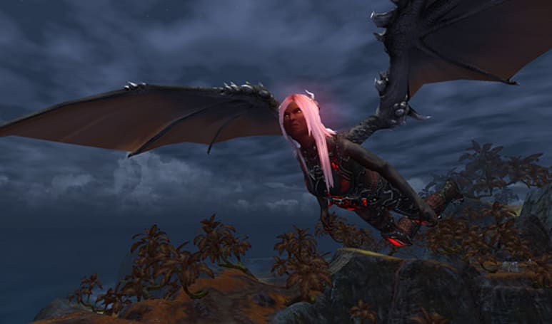 EverQuest II's Aerakyn race is spreading its wings November 11th