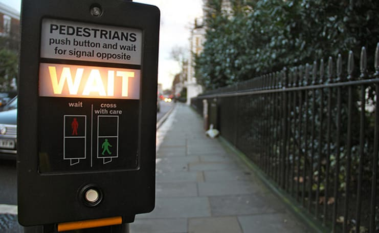 London will test smart crossing system to keep pedestrians safe