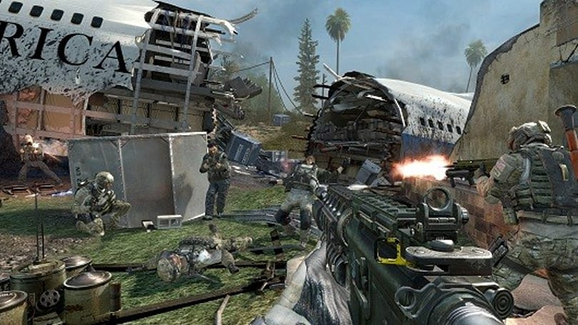 PSA: Modern Warfare 3 fires off 'Content Collection #1' on PSN today