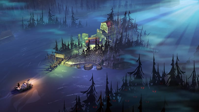 'The Flame in the Flood' arrives today on PlayStation 4