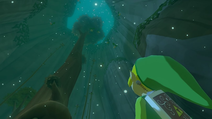 JXE Streams: You are the 'Wind Waker HD' beneath our wings
