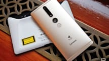 The first Project Tango phone goes on sale next month