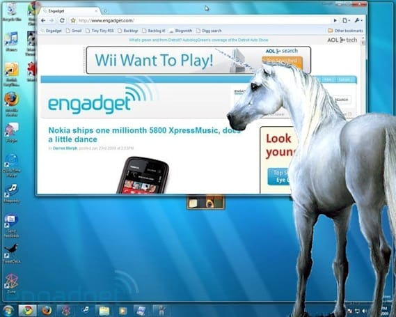 Microsoft hoping for Win 7 upgraders, reluctantly allowing downgraders