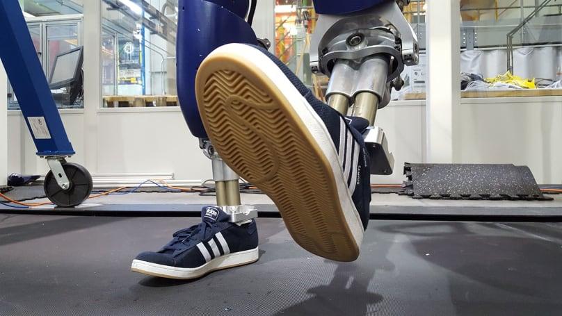 Georgia Tech's DURUS robot has a more natural human-like stride