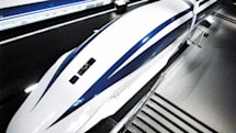 Japan speeding ahead with 500km/h Maglev train