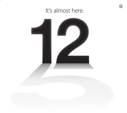 Apple announces presumed iPhone 5 launch event for September 12th; we'll be there live!
