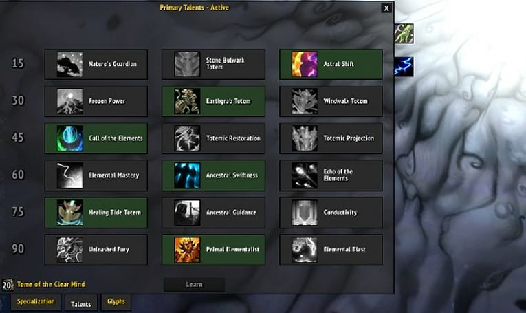 Mists' talent system revamp: Hit or miss?