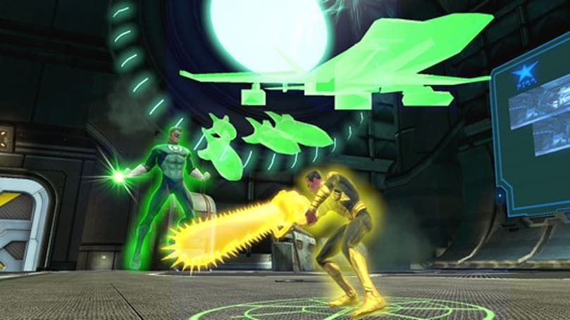 Green Lantern powers crash-land in DC Universe Online with new DLC