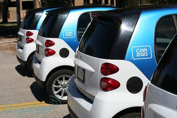Car2go test drive: RFID, GPS, and mobile apps make for a smarter Smart