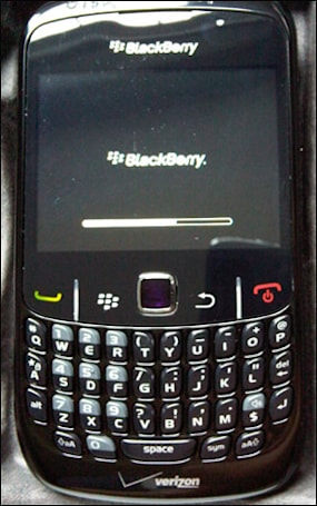 Verizon's BlackBerry Curve 8530 gets reviewed early