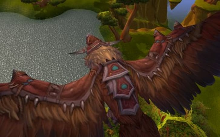 Shifting Perspectives: Faction gear for Druids, part I