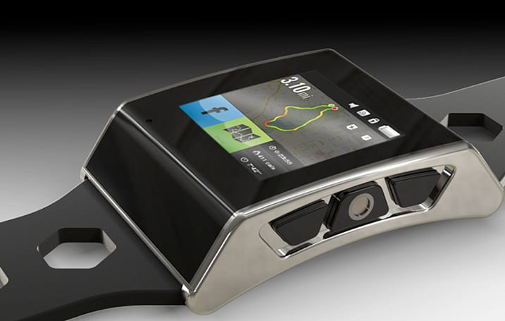 Exetech seeks your cash to improve its clunky smartphone-in-a-watch