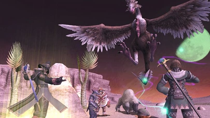 Heroes of Abyssea teaser site opens for Final Fantasy XI