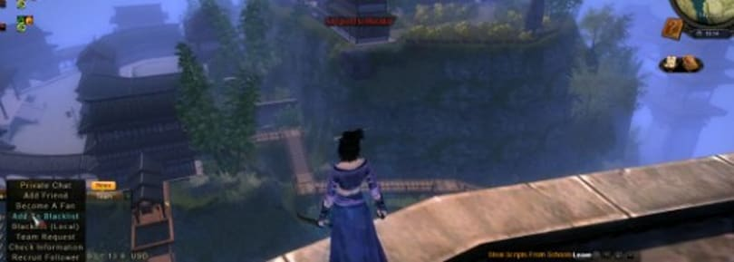 Choose My Adventure: Saying goodbye to Age of Wushu