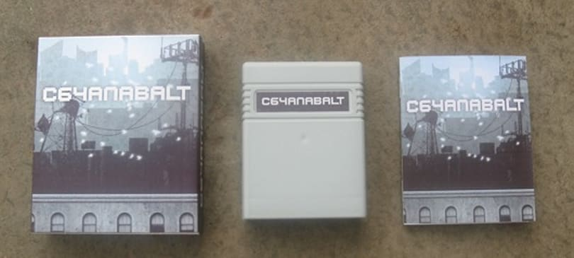 Buy your very own copy of Canabalt for C64