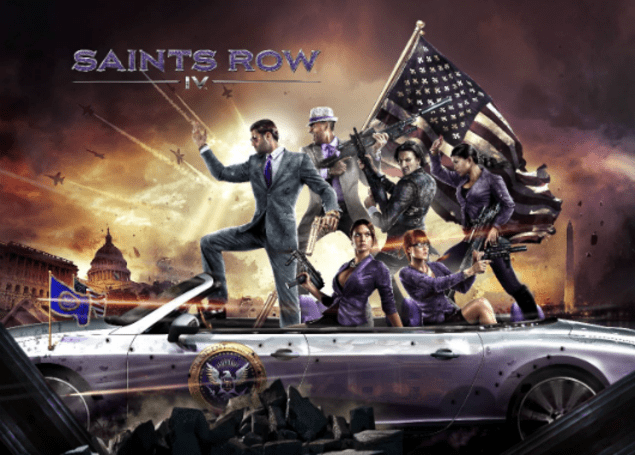 Total War: Rome 2 fails to conquer Saints Row 4 in UK charts