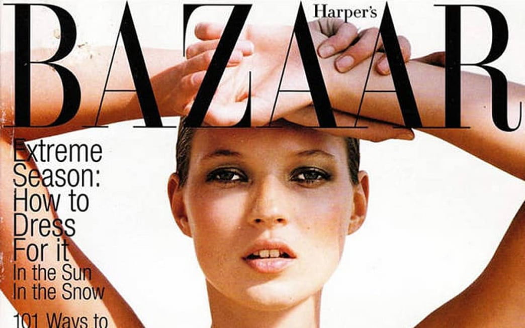40 reasons to love supermodel Kate Moss