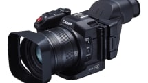 Canon XC10 camcorder shoots 4K and looks damn good doing it