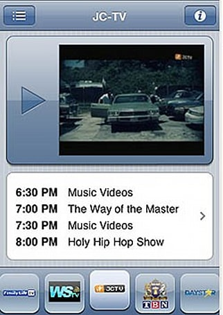 SPB TV brings streaming TV to the iPhone and iPad, if you aren't too picky