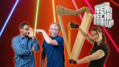 Ben Heck's Intel Edison laser harp, part2