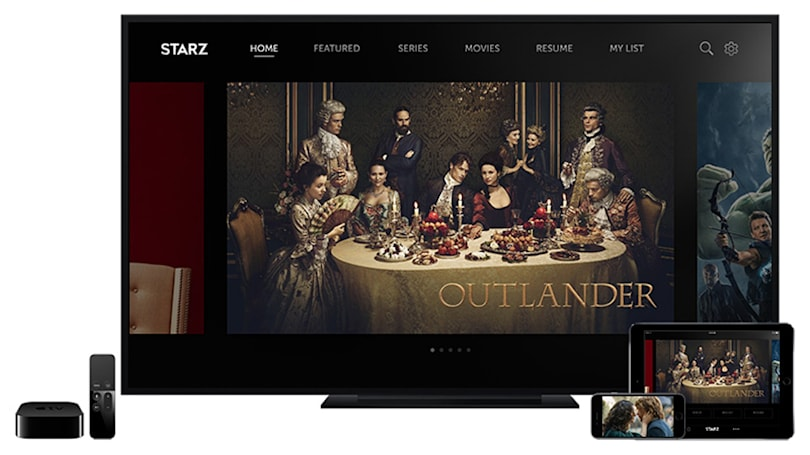 Comcast isn't letting customers use Starz's video service