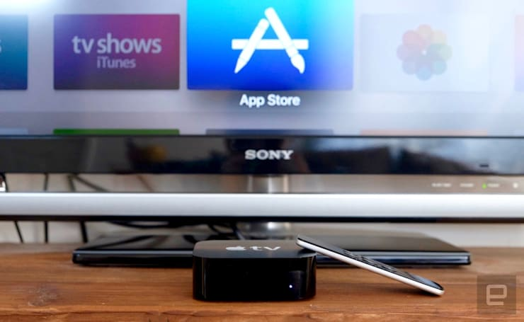 Apple's negotiation tactics might be hurting its TV plans