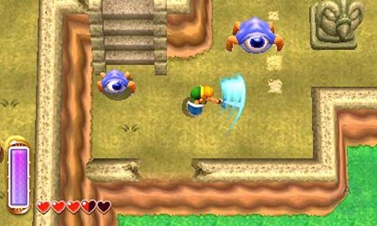 Zelda: A Link Between Worlds to have unlockable difficulty mode, puzzles 'clearer' in 3D