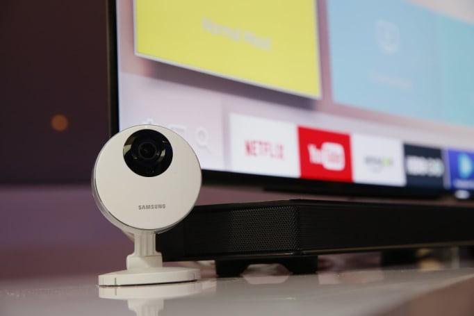 Hackers break into Samsung Smartcam again